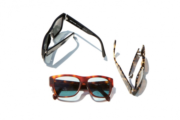 club monaco x dom vetro arpetto sunglasses 2 Club Monaco x Dom Vetro Arpetto Sunglasses