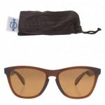 Oakley Frogskin Wayfarer Sunglasses in Brown 3 150x150 Oakley Frogskin Wayfarer Sunglasses in Brown