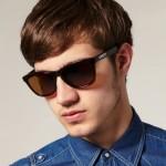 Oakley Frogskin Wayfarer Sunglasses in Brown 4 150x150 Oakley Frogskin Wayfarer Sunglasses in Brown