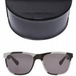 Marc By Marc Jacobs Black White Wayfarer Sunglasses 3 150x150 Marc By Marc Jacobs Black & White Wayfarer Sunglasses