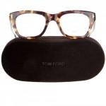 Thick Framed Sunglasses in Light Tortoiseshell by Tom Ford 2 150x150 Thick Framed Eyeglasses in Light Tortoiseshell by Tom Ford