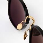 Luxe Square Sunglasses Black03 150x150 Linda Farrow Luxe Square Sunglasses